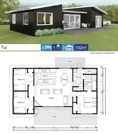 Coastal Homes Tui